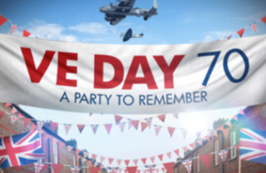 VE Day 70: Party to remember