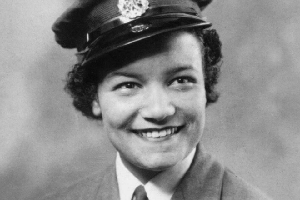 Lilian Bader: One of the first black women to join the British Armed Forces.