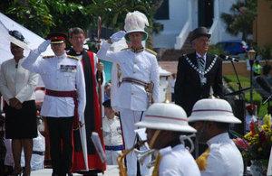 Peppercorn Ceremony 2015