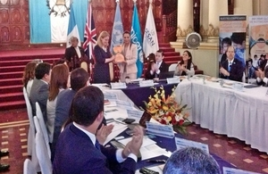 Event in Guatemala City