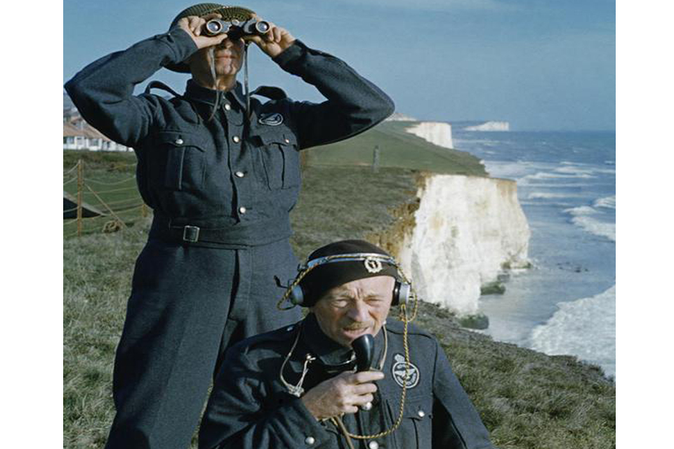 Men at Dover