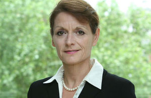 Governor Helen Kilpatrick