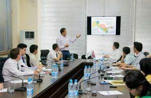 Meeting at the Alternative Energy Club in Tashkent