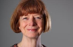 Dr Ruth McKernan