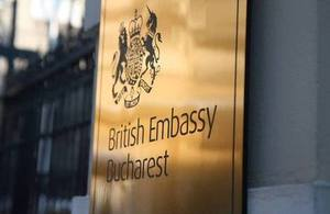British Embassy Bucharest