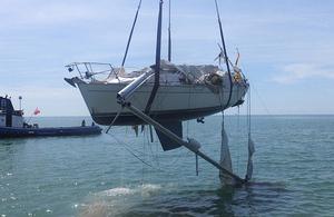 Yacht Orca