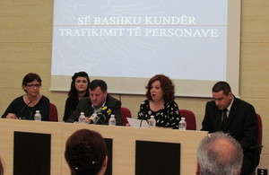 Trafficking of human beings forum