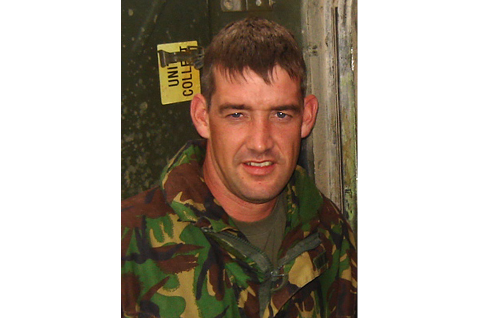 Sergeant Graham Hesketh, 2nd Battalion The Duke of Lancaster's Regiment (All rights reserved.)