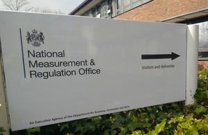 NMRO building sign