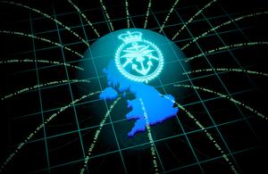 MOD cyber image