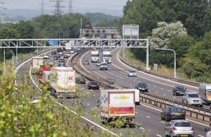 Highways England lifts roadworks to help drivers this Bank Holiday