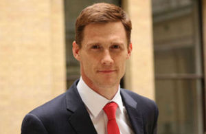 """British Ambassador John Casson: """"British investment and expertise is ready to fire the engine of Egypt's economy."""""""