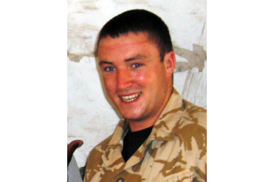 Gunner Lee Darren Thornton, 58 (Eyre's) Battery, 12th Regiment Royal Artillery (All rights reserved.)