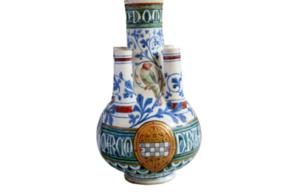 Cardiff Castle vase