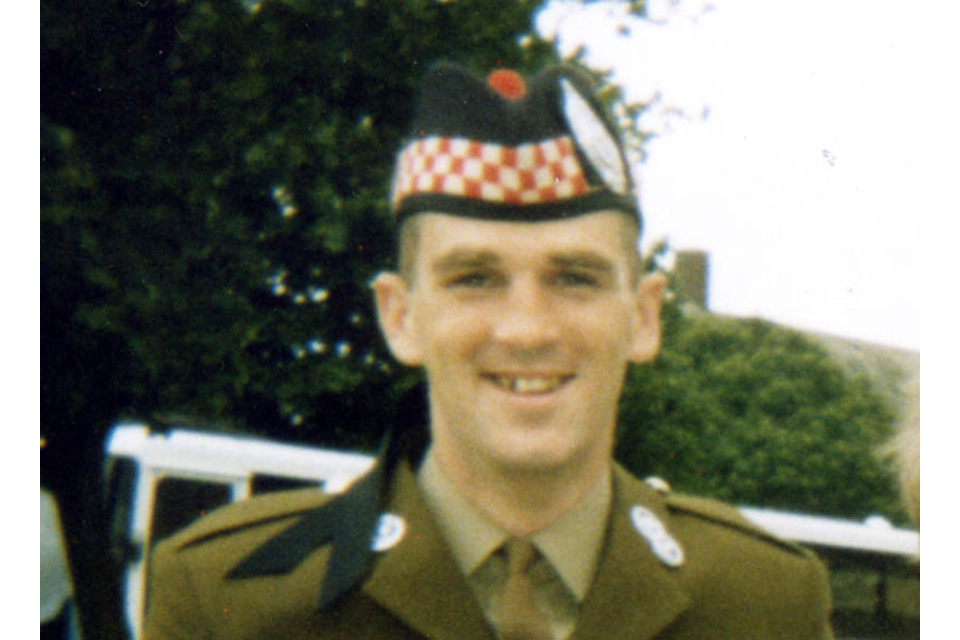 Private Craig O'Donnell (All rights reserved.)