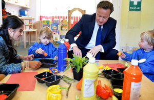 Free Childcare to be extended?