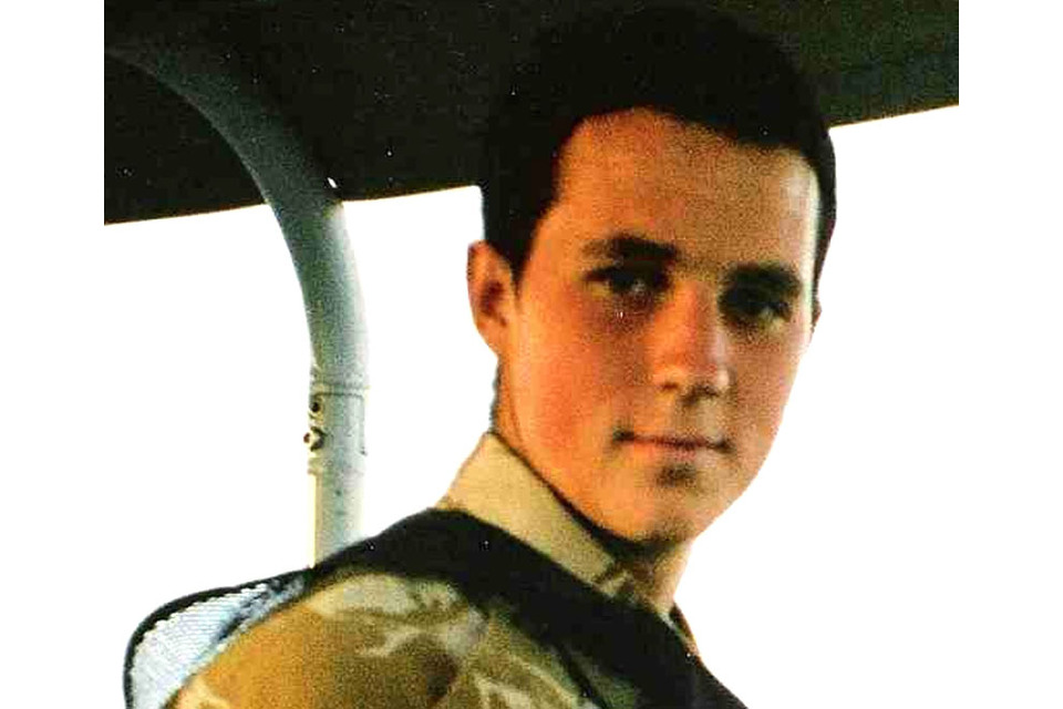 Lance Corporal Jonathan Peter Hetherington (All rights reserved.)