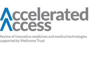 Accelerated access review logo