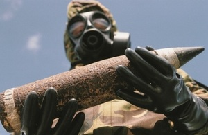 Chemical Weapons demilitarisation