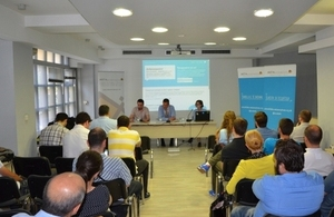 Launch of tools for open data in Macedonia.