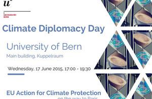 Climate diplomancy