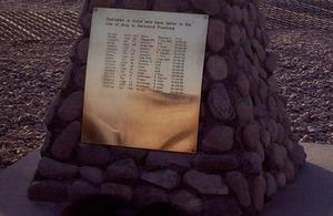 Bastion Memorial