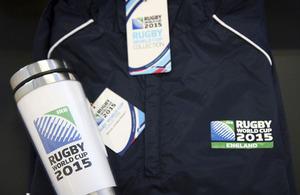 """Concurso """"100 días para el Mundial de Rugby 2015"""""""