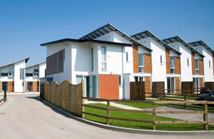 Housing modern