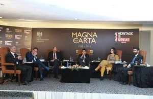 British High Commission marks Magna Carta anniversary