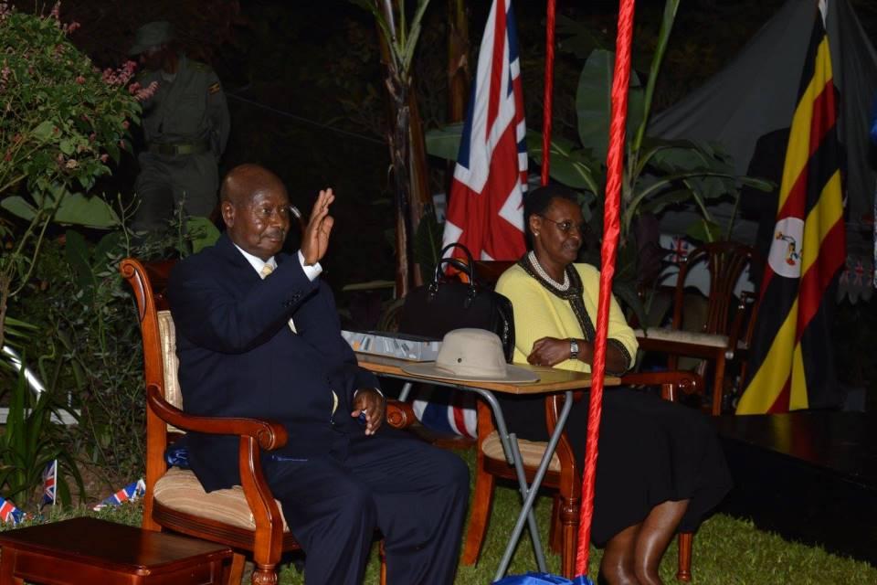 President Museveni at QBP 2015