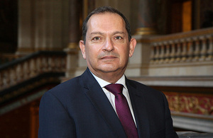 سايمون كوليس سفير المملكة المتحدة لدى المملكة العربية السعودية