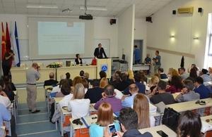 Scientific conference for Magna Carta anniversary in Macedonia
