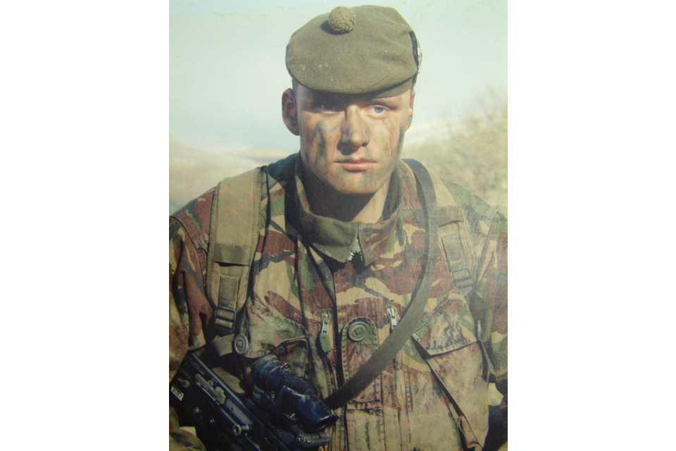 Corporal Johnathan Moore (All rights reserved.)