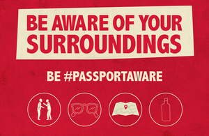 Passport aware