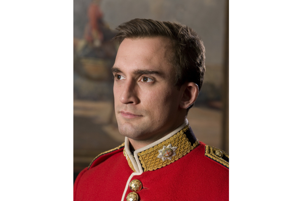 Lieutenant Douglas Dalzell (All rights reserved.)