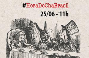 #HoraDoChaBrasil