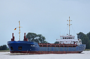 General cargo ship Sea Breeze