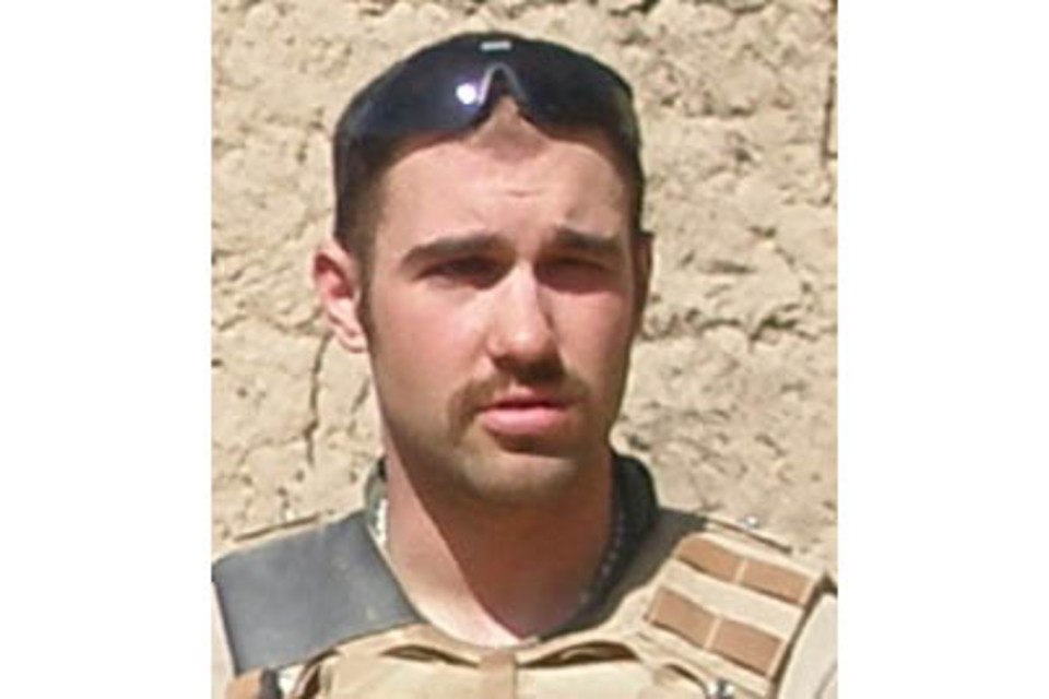 Lance Corporal Tom Keogh (All rights reserved.)