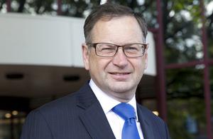 Jim O'Sullivan, Chief Executive of Highways England
