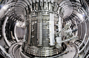 JET - the world's largest magnetic fusion experiment