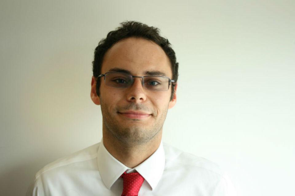 Photo of Chris Burge, GLD