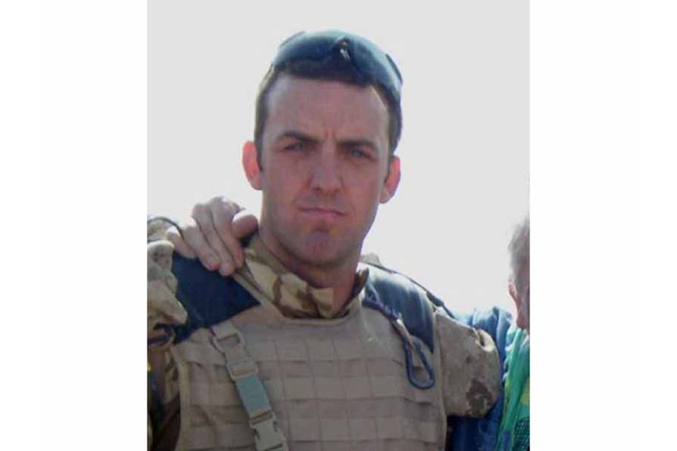 Corporal Jamie Kirkpatrick (All rights reserved.)