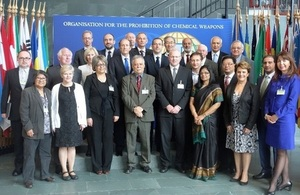 OPCW Scientific Advisory Board