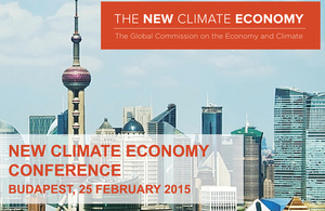New Climate Economy Conference Budapest