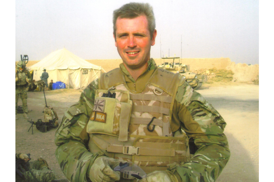 Sergeant Andrew James Jones (All rights reserved.)