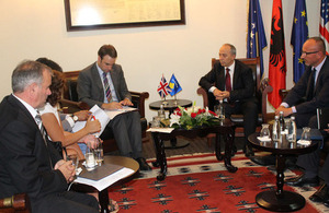 British Embassy supports Accountability and Transparency of Public Procurement in Kosovo