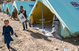 Getting shelter to Iraqi families in need
