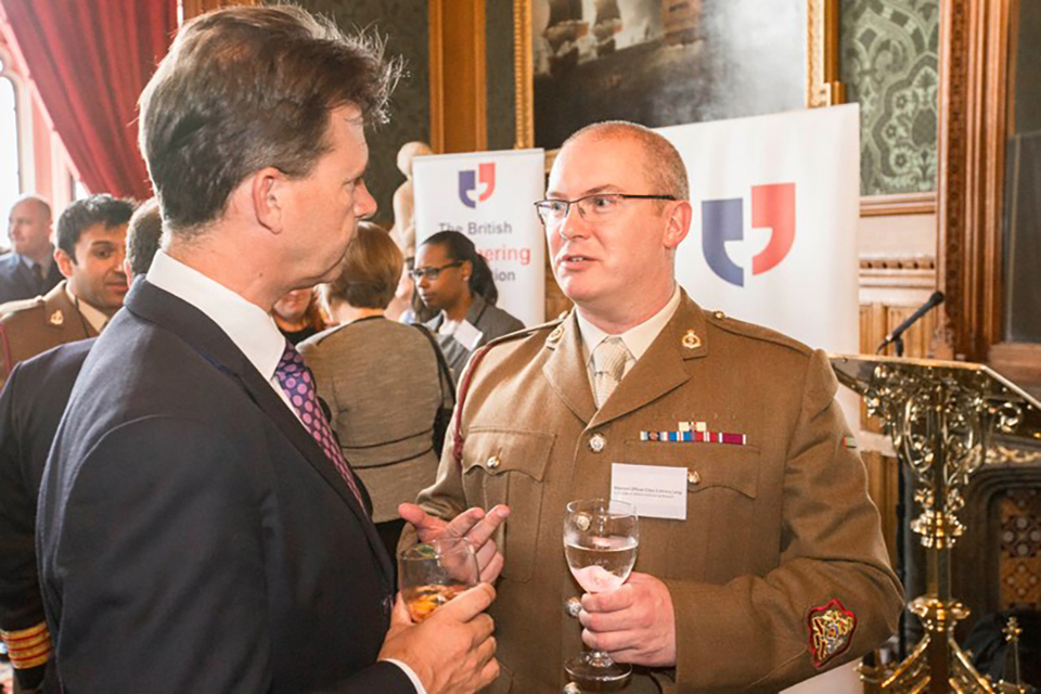 Mark Lancaster, Minister for Defence Personnel and Veterans
