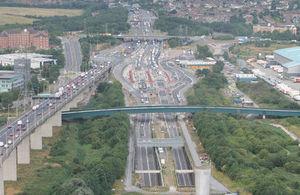 The Dartford Crossing