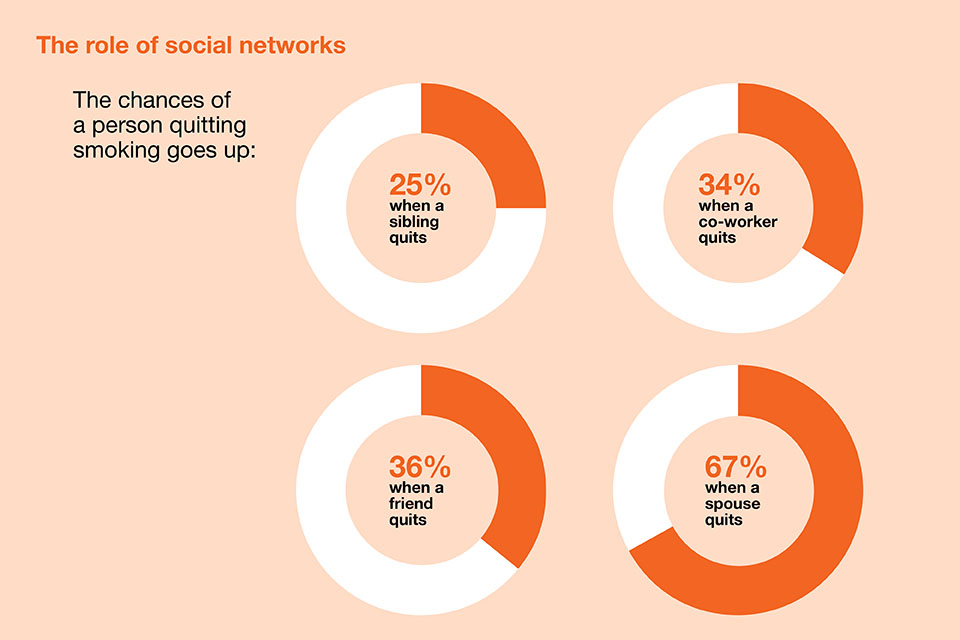 The role of social networks